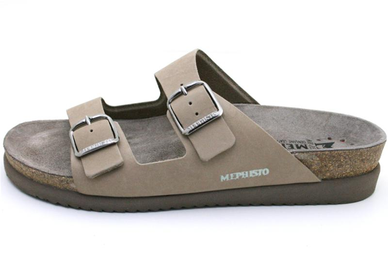Mephisto Harmony Sandalbuck Ladies Sandal Camel 40 YWfnO2w